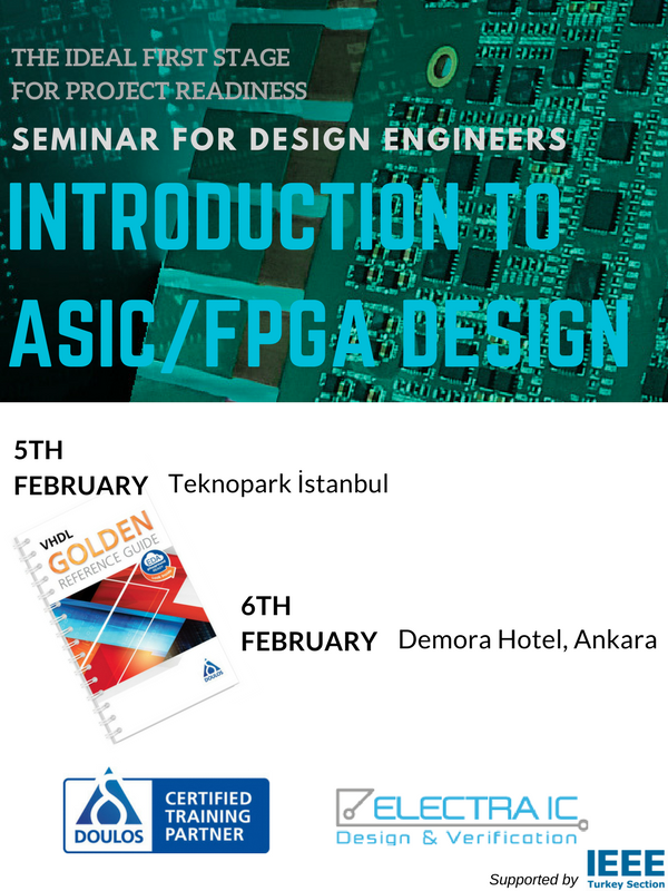 Introduction to ASIC/FPGA Design