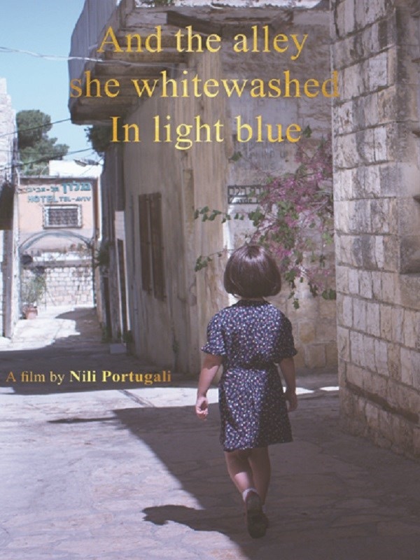 Yarışma- And The Alley She Whitewashed in Light Blue